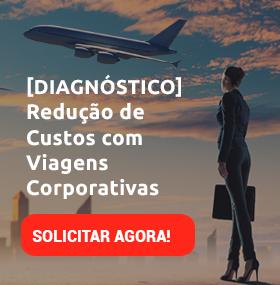 Redução de custos com viagens corporativas