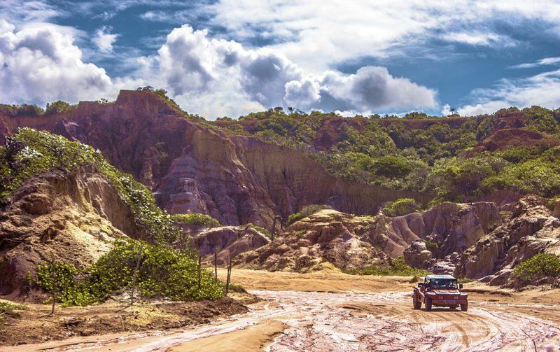 5 destinos nacionais para diferentes perfis de viajantes