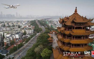 Informe Stabia: Voos para China